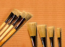 8 Brush Detail Set