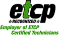 ETCP Recognized Employer